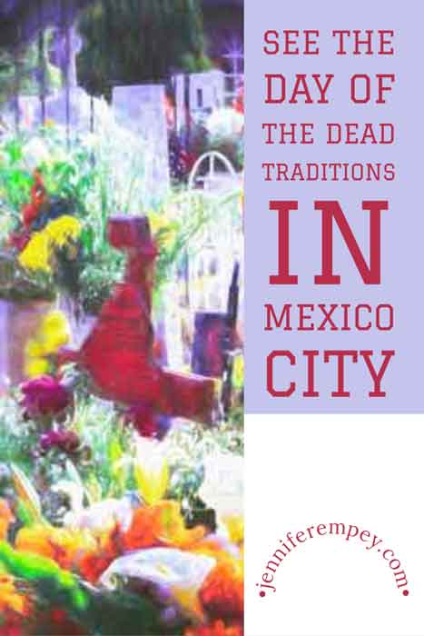 Day of the Dead Traditions Pin