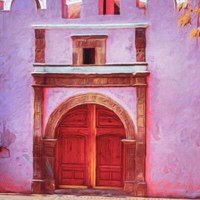 Empey Travel Mexico Church