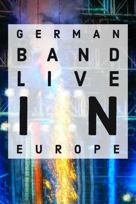 German Band Europe Travel