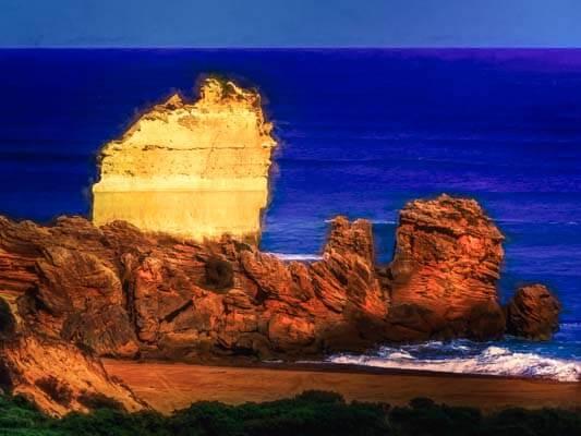 Great Ocean Road Chivers Cove Mepunga Australia