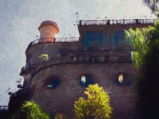 Chapultepec Castle Mexico City