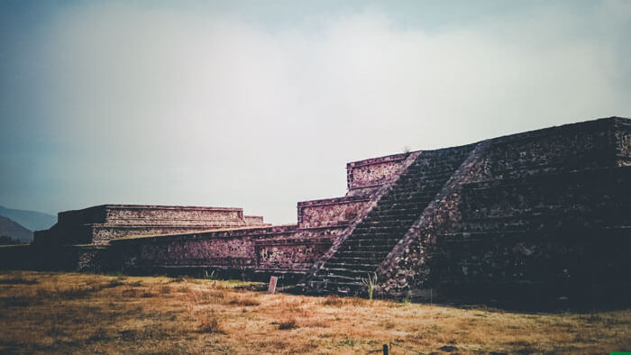 Teotihuacán Mexico City