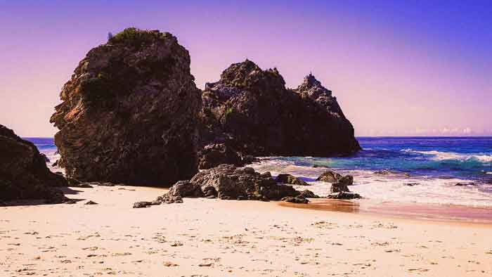 Camel Rock Beach where is