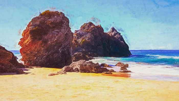 Camel Rock Australia