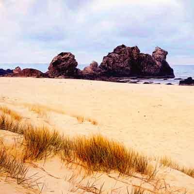 Camel Rock Beach Australia
