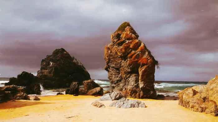 Camel Rock NSW Australia
