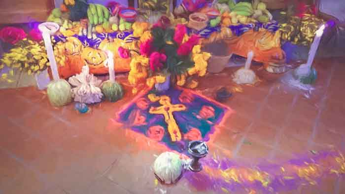 Day of the Dead Traditions Offerings