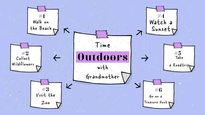 Grandmothers Day 100+ Activities to Plan