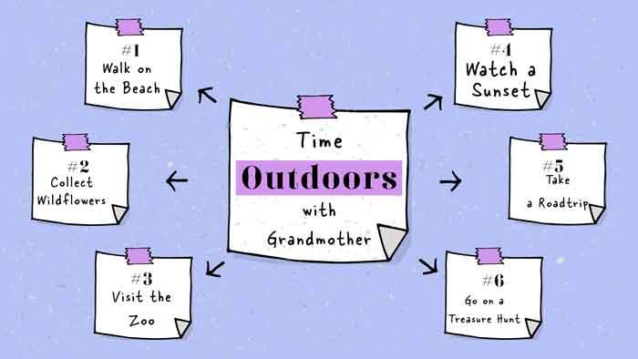 Grandmothers Day Outdoor Activities