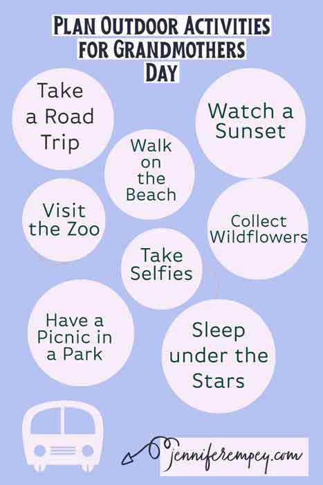 Grandmothers Day Things to Do