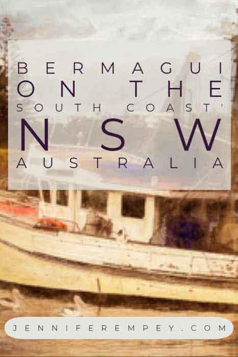 Bermagui NSW Australia PIN