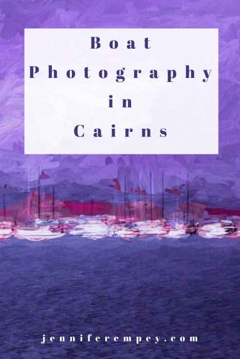 Boats Cairns Pin