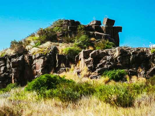 Bombo Quarry Australia