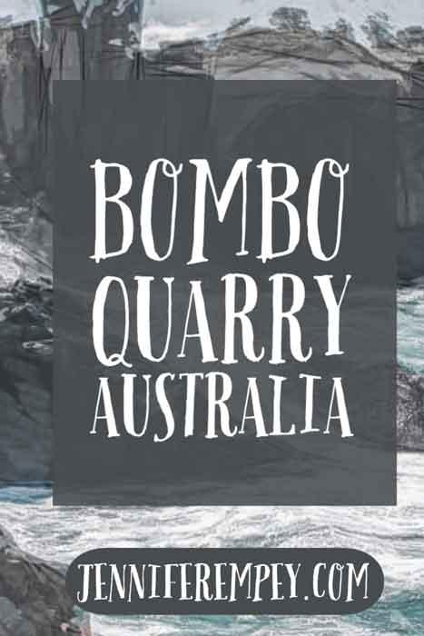 Bombo Quarry Australia Pin