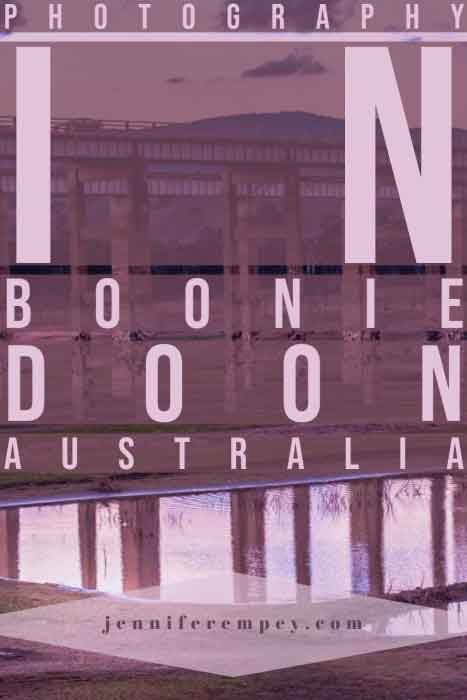 Bonnie Doon Pin