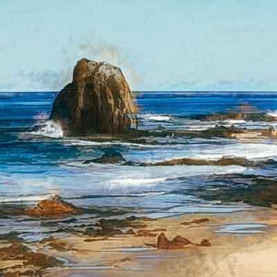 Glasshouse Rocks NSW
