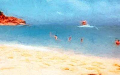 Great Keppel Island Holiday Flashback