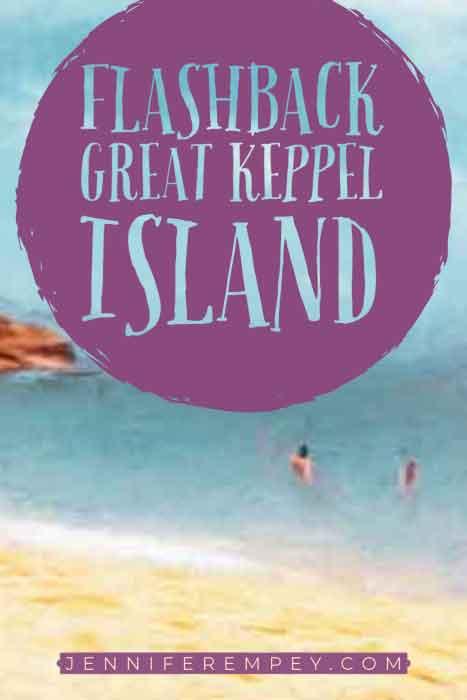 Great Keppel Island Pin