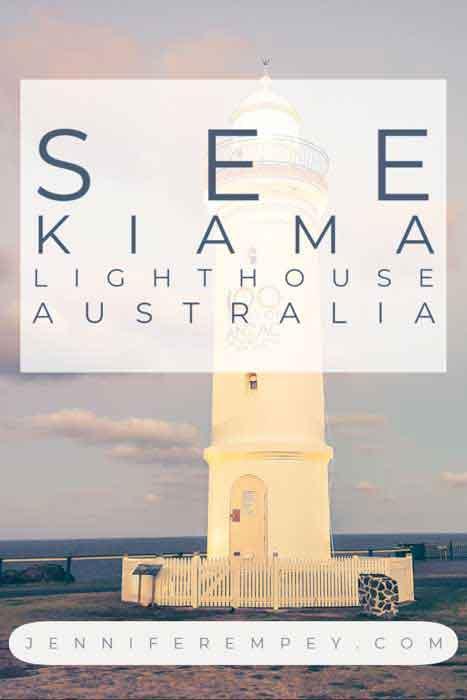 Kiama Lighthouse Pin