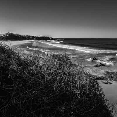 Beach at Narooma NSW Australia