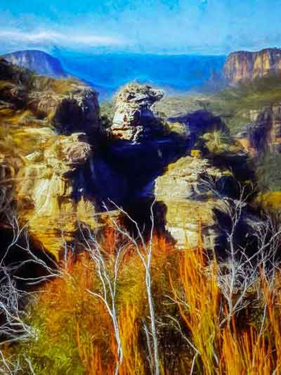 Boars Head at the Blue Mountains