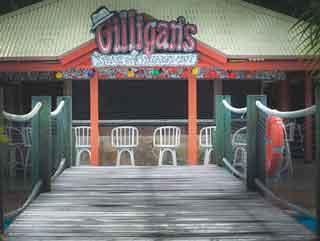 Gilligan's at Daydream Island