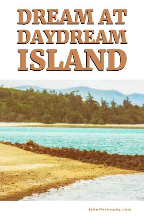 Daydream Island Dream Pin