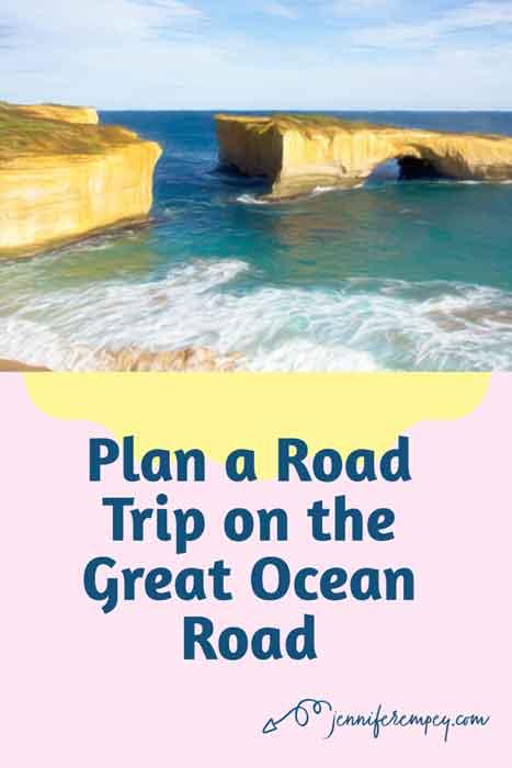 Great Ocean Road Pin