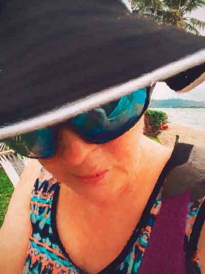 Jennifer Empey at Daydream Island