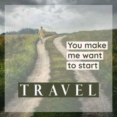 Travel Blogging Start