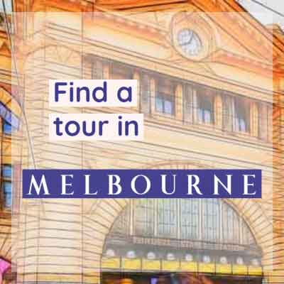 Find Tours in Melbourne
