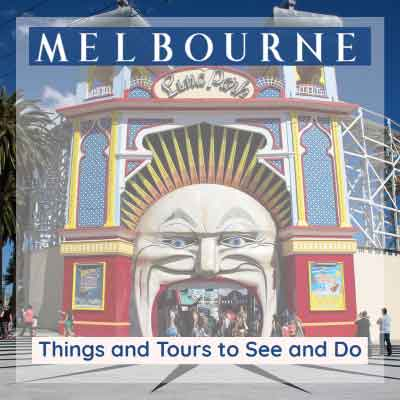 Melbourne Tours Things to Do and See